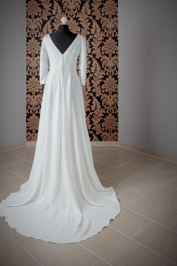 Brautkleid Mein und Fein Cymbeline Faste 003