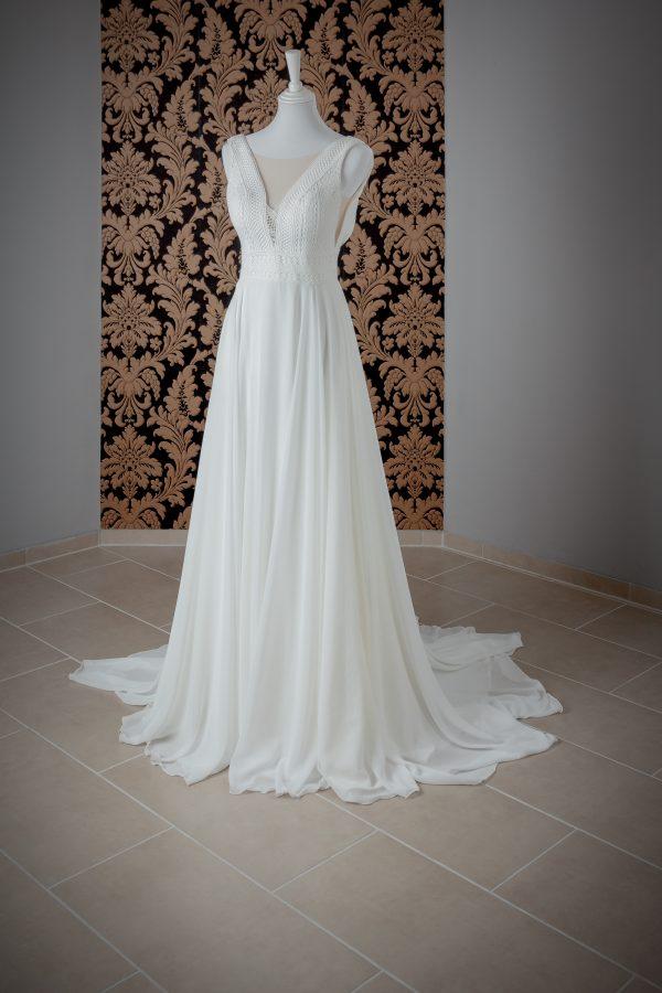 Brautkleid Mein und Fein Herve Paris Reims 004