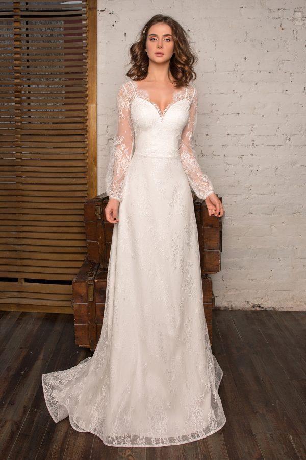 Brautkleid Mein und Fein Herve Paris St. Tropez 001