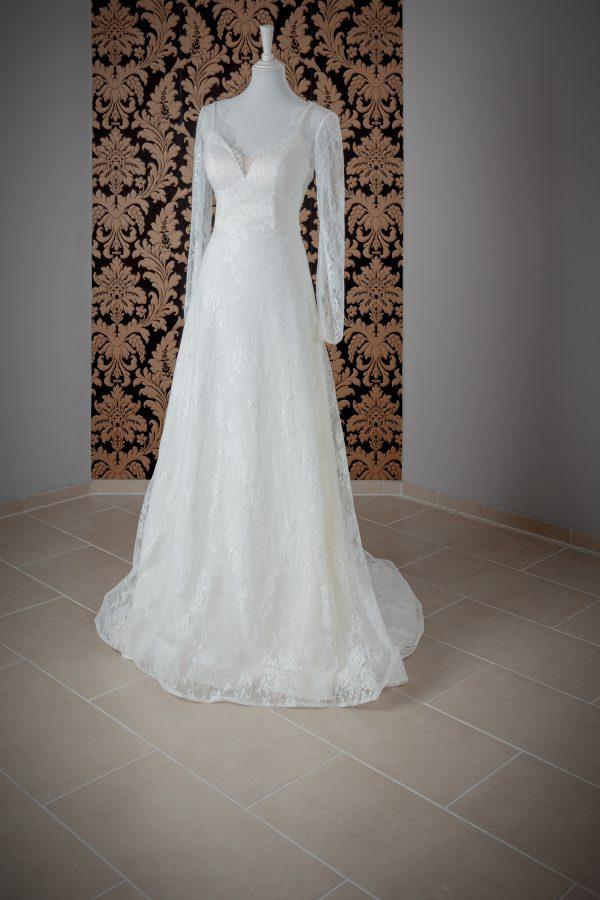 Brautkleid Mein und Fein Herve Paris St. Tropez 0003