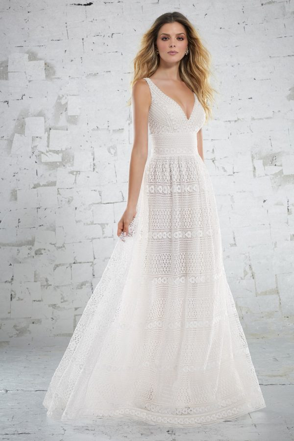 Brautkleid Mein und Fein Morilee Katriane 001