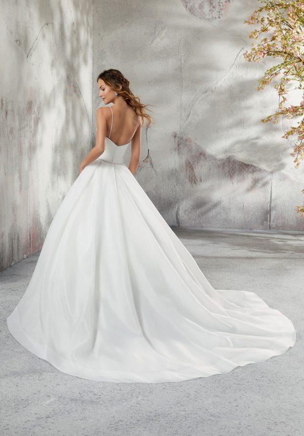 Brautkleid Mein und Fein Morilee Laurissa 002