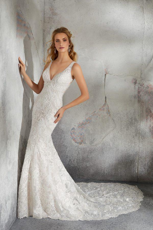Brautkleid Mein und Fein Morilee Leilah 001