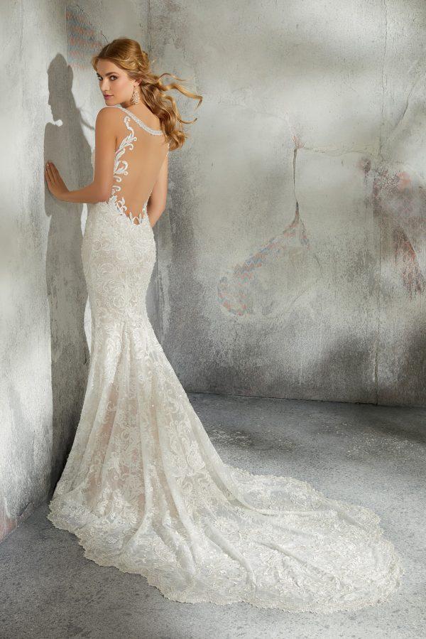 Brautkleid Mein und Fein Morilee Leilah 002