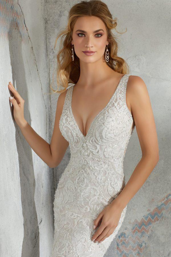 Brautkleid Mein und Fein Morilee Leilah 003