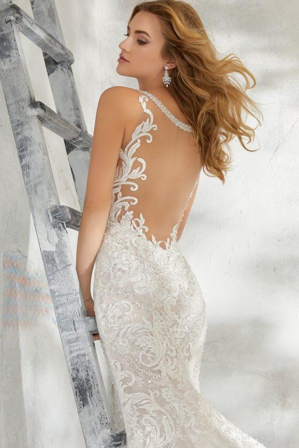 Brautkleid Mein und Fein Morilee Leilah 004