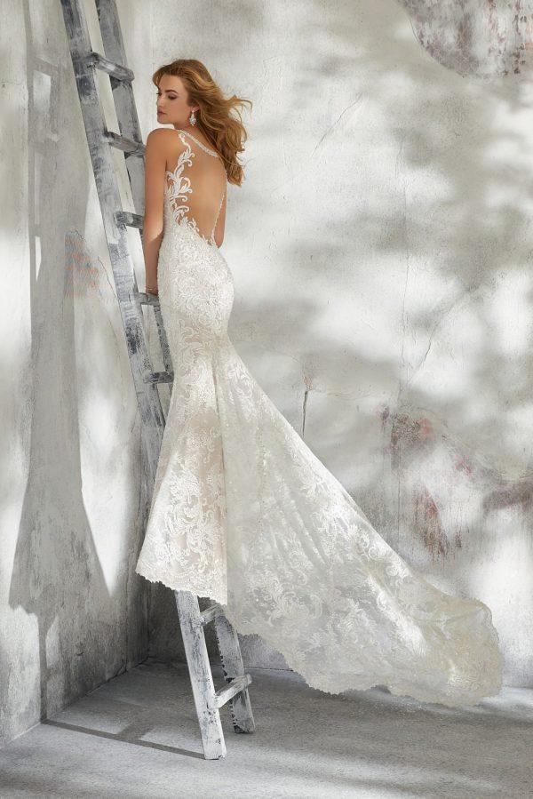 Brautkleid Mein und Fein Morilee Leilah 006