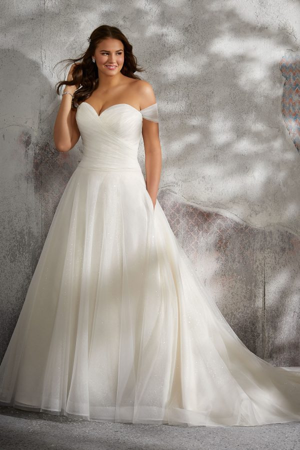 Brautkleid Mein und Fein Morilee Lyla 001