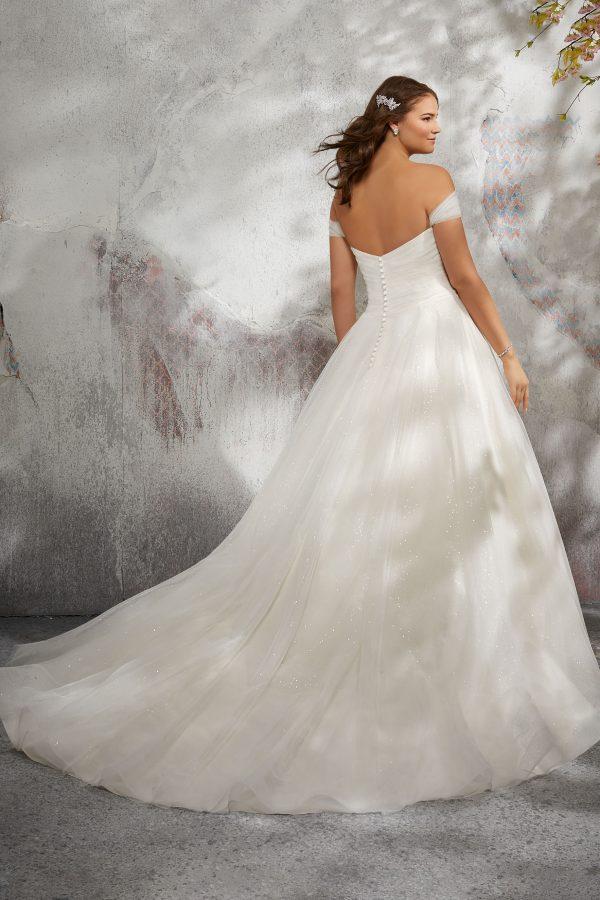 Brautkleid Mein und Fein Morilee Lyla 002