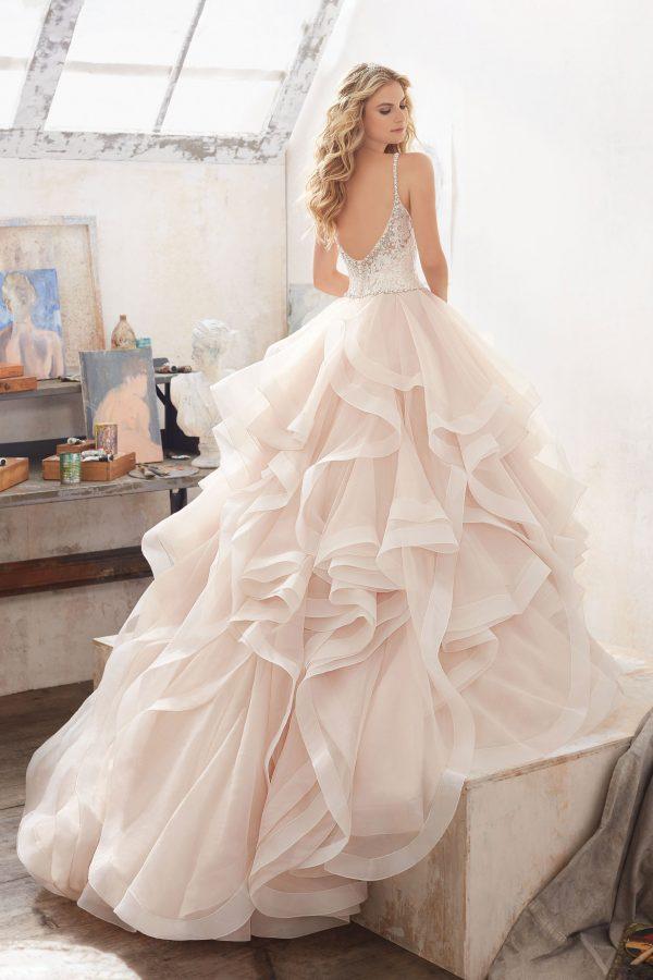 Brautkleid Mein und Fein Morilee Marilyn 002