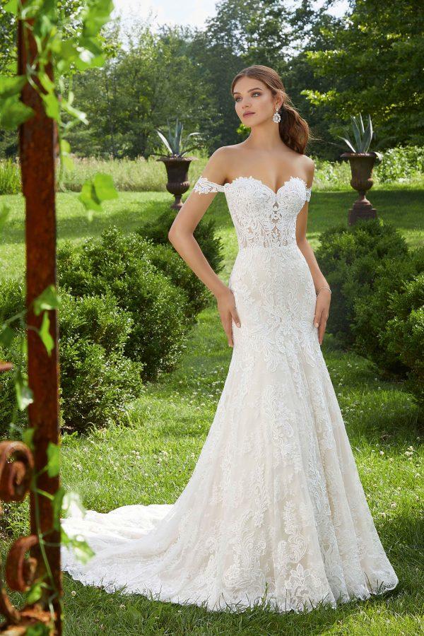 Brautkleid Mein und Fein Morilee Paradisa 001