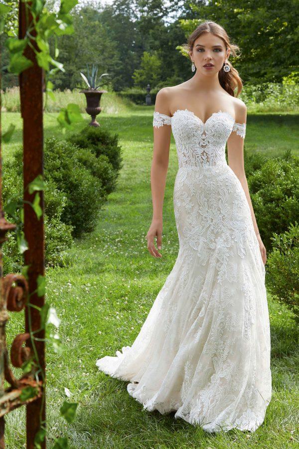 Brautkleid Mein und Fein Morilee Paradisa 003