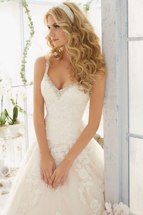 Brautkleid Mein und Fein Morilee Patricia 003