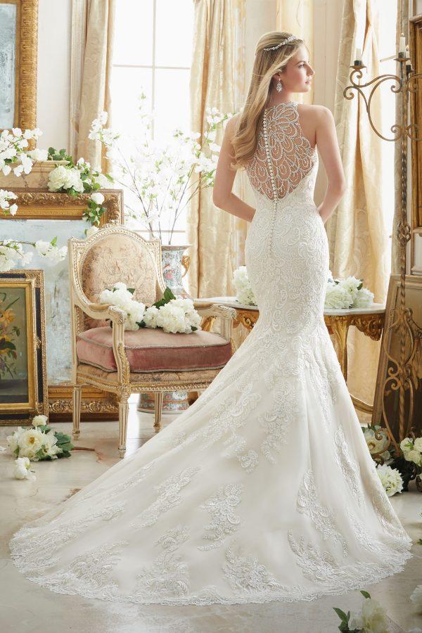 Brautkleid Mein und Fein Morilee Petula 002