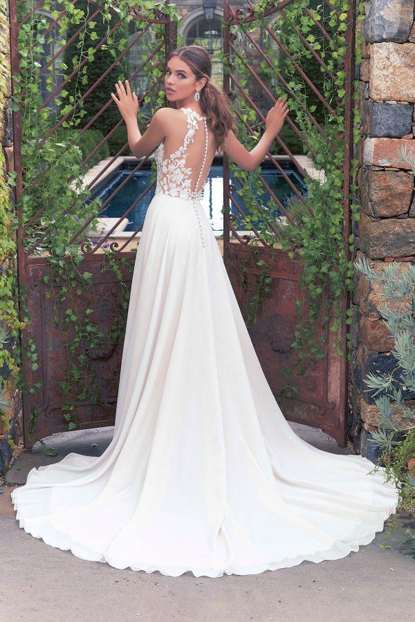 Brautkleid Mein und Fein Morilee Polina 002
