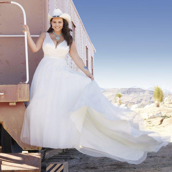 Brautkleid Mein und Fein Morilee Rolanda 001