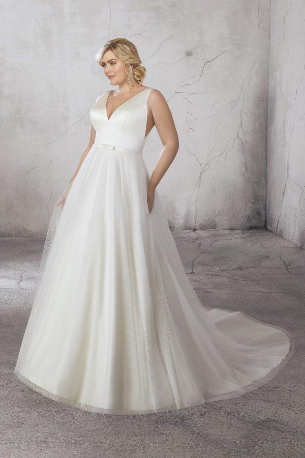 Brautkleid Mein und Fein Morilee Rolanda 003
