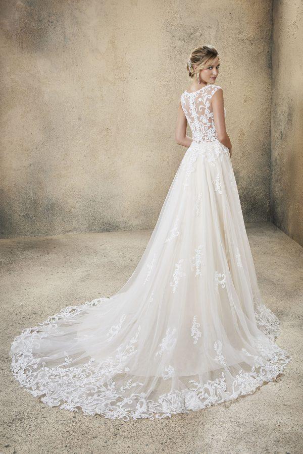 Brautkleid Mein und Fein Morilee Ronan 002