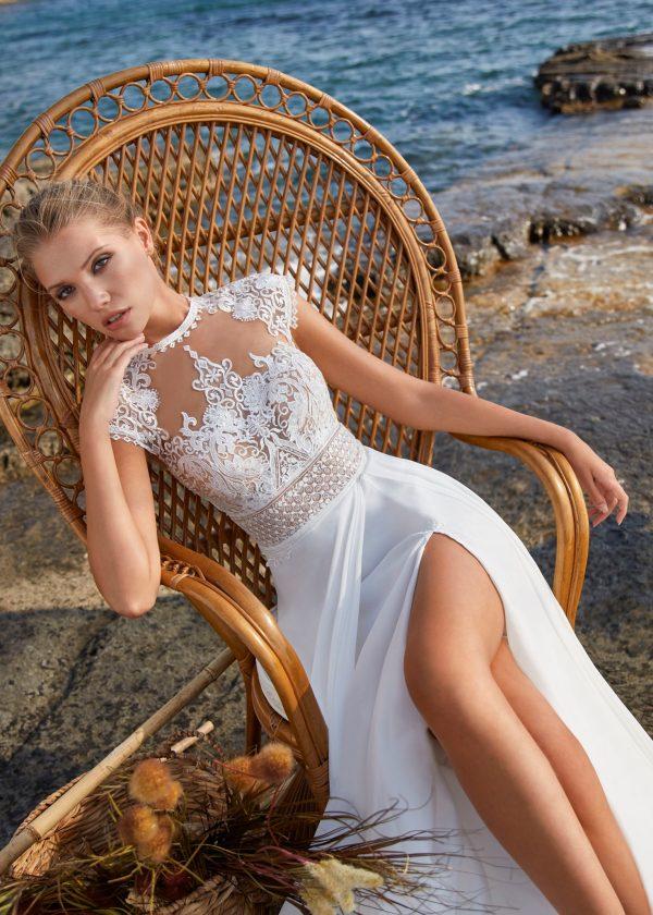 Brautkleid Mein und Fein Herve Paris Versailles Afront 003