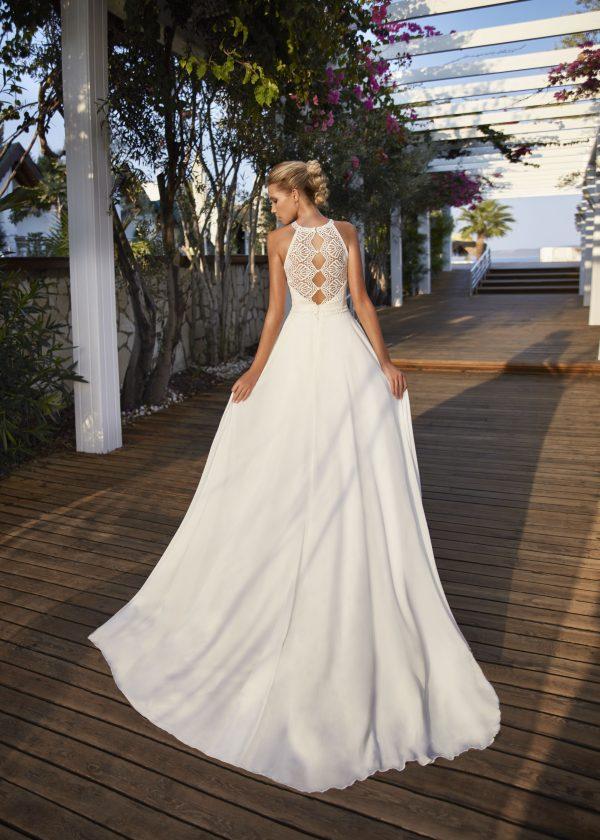Brautkleid Mein und Fein Herve Paris Villars