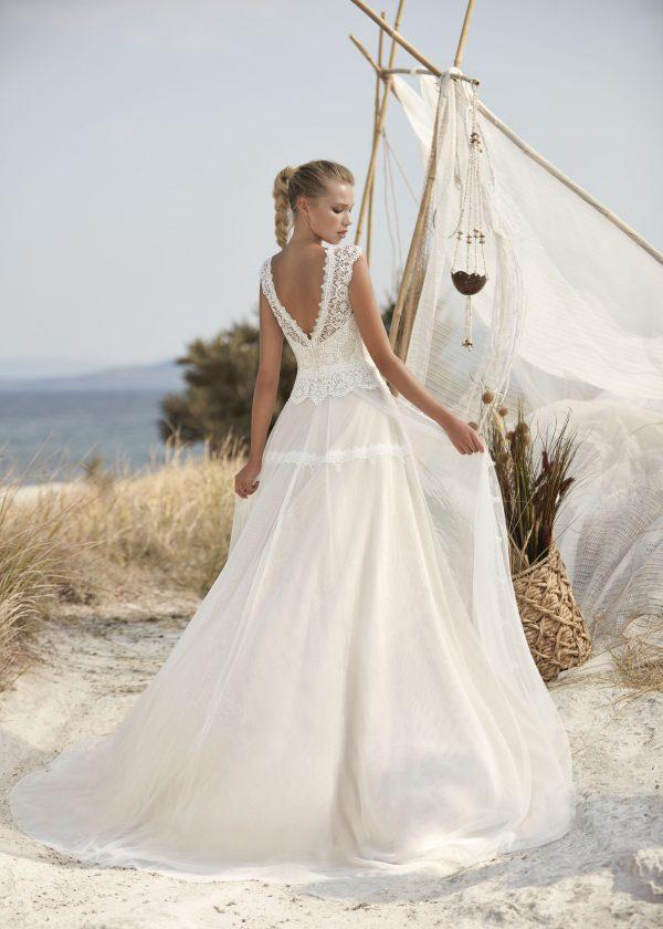 Brautkleid Mein und Fein Herve Paris Voglans